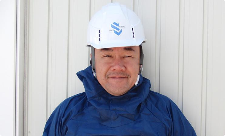 外壁塗装・屋根塗装職人|小林職長