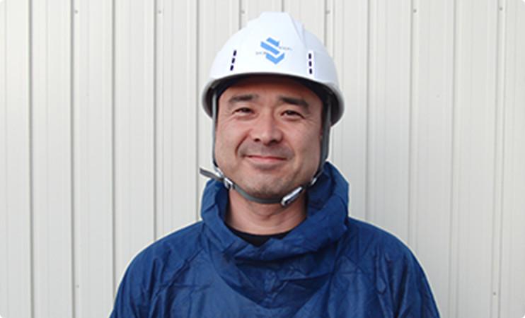 外壁塗装・屋根塗装職人|青木職長