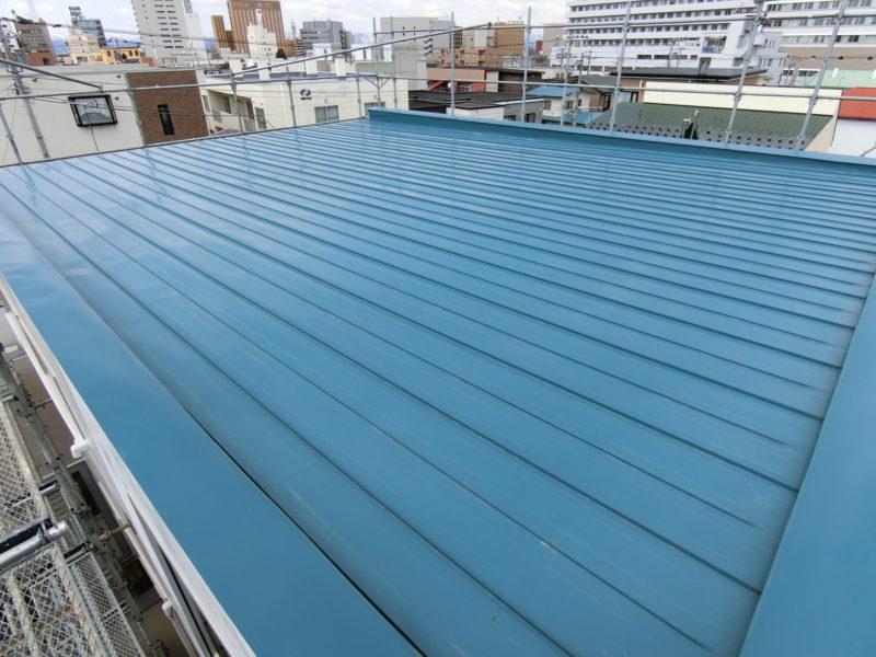 屋根の塗替え前の様子