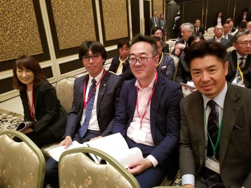 函館から参加のメンバーの写真