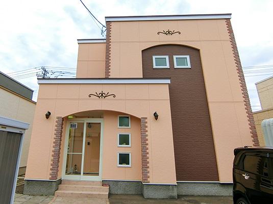 外壁・屋根塗装施工後