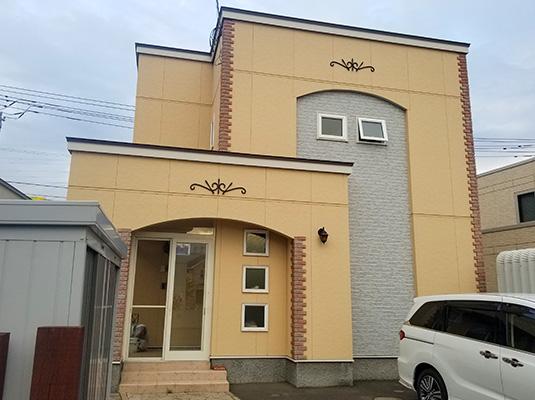 外壁・屋根塗装施工前